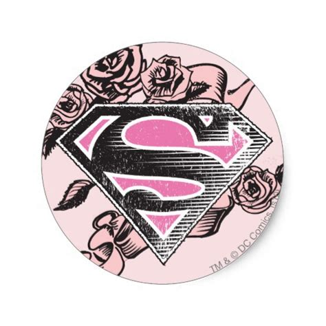 05 Superman Samsung Galaxy A3 Casecasingmotifunikthe supergirl logo with roses stickers zazzle