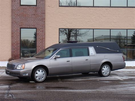 Superior Cadillac by 2000 Superior Cadillac Statesman Hearse Funeral Coach For Sale
