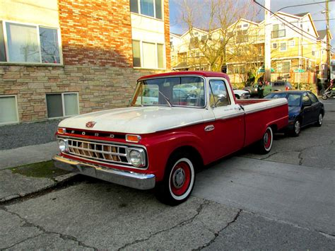 1965 Ford F100 by Seattle S Classics 1965 Ford F100 Custom Cab