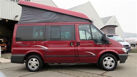 ford transit nugget tdci poptop campers