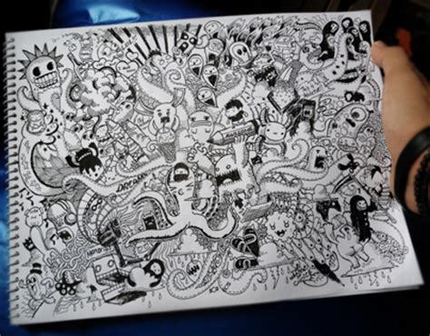 doodle 4 drawing page 2011 2012 doodles batch 4 page drawings on behance