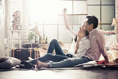 Wedding Studio Photography by Korea Pre Wedding Studio Photography 2016 Sle May