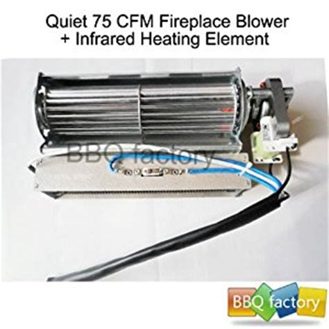 heat surge fireplace parts bbq factory replacement fireplace fan blower