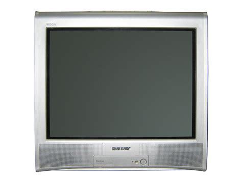 Tv Flat 21 Inch Sony fd trinitron wega