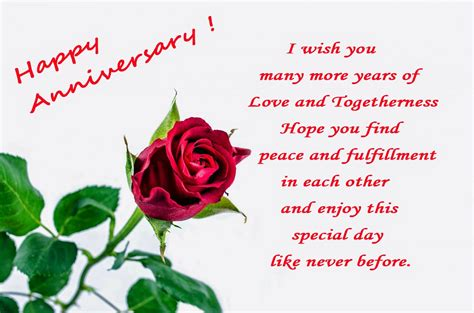 Wedding Anniversary Wishes by Anniversary Pictures Images Graphics For