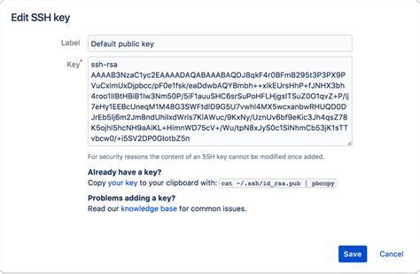 git tutorial ssh key set up ssh key for bitbucket repo raul