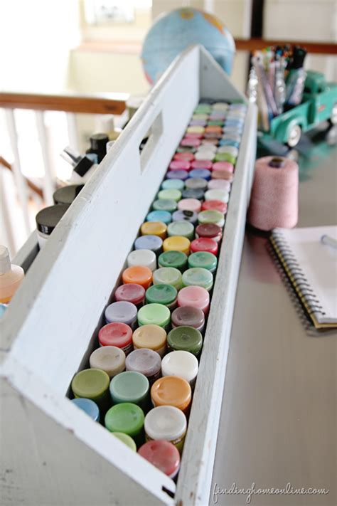 hack storage ikea hack craft table craft paint storage finding