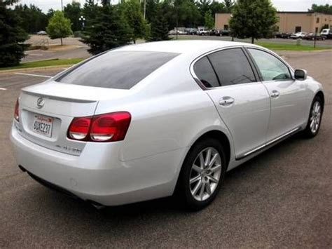 how petrol cars work 2006 lexus gs navigation system sell used white 2006 lexus gs300 touch screen navigation rear view camera awd no reserve in