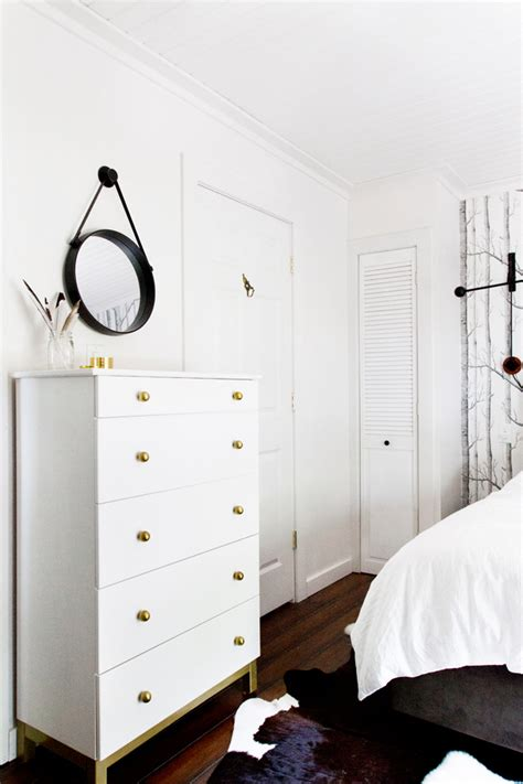 ikea hacks bedroom storage sarah sherman samuel cabin progress bedroom storage