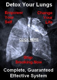 Is There A Way To Detox Lungs by 1000 Images About Health On Lungs Detox And
