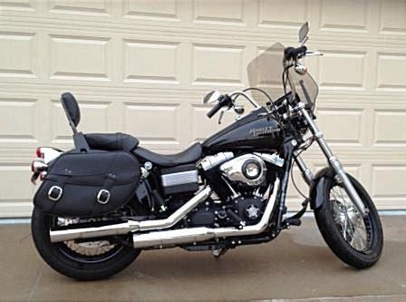 Motorcycle Dealers Appleton Wi by 2012 Harley Davidson 174 Fxdb Dyna 174 Bob 174 Black