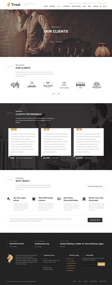 themeforest drupal 8 trust lawyer attorney business drupal 8 4 theme by