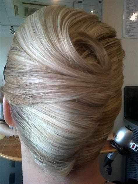 vertical haircut 17 best images about vertical rolls french pleat on