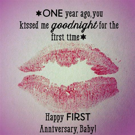 Wedding Anniversary Quotes One Year by One Year Anniversary Dating Quotes Quotesgram