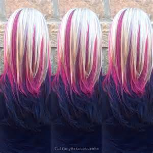 raspberry hair color raspberry sundae inspired hair color our work