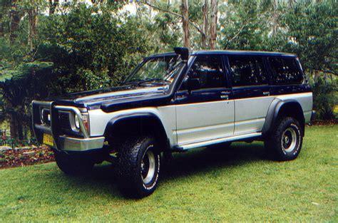 nissan patrol 1989 1989 nissan patrol pictures cargurus