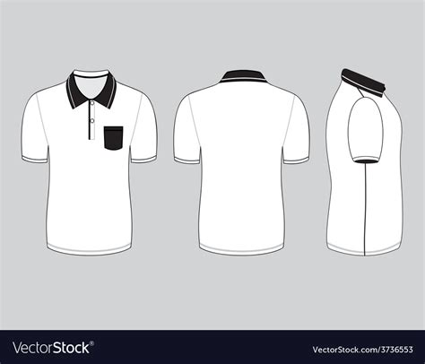 polo design template polo shirt template vector www pixshark images