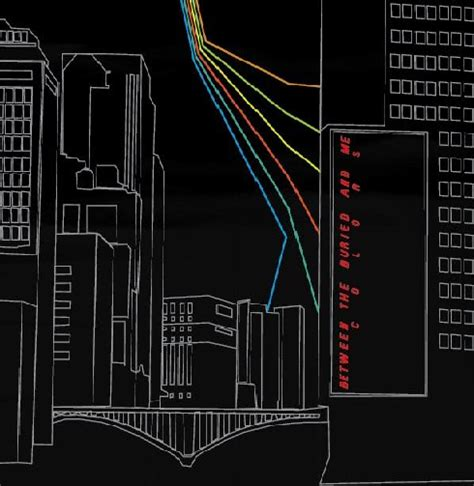 btbam colors between the buried and me releases album driven far