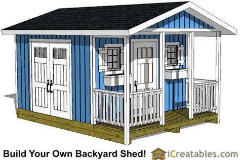 shed with porch plans free 12x16 shed plans professional shed designs easy