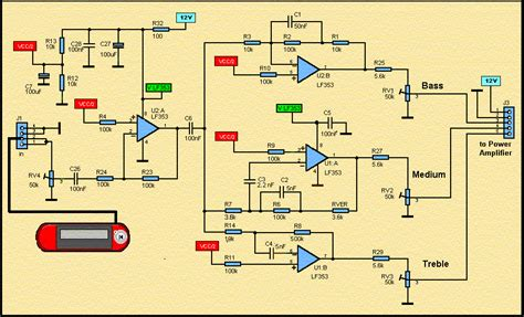 transistor power lifier mobil skema on topsy one