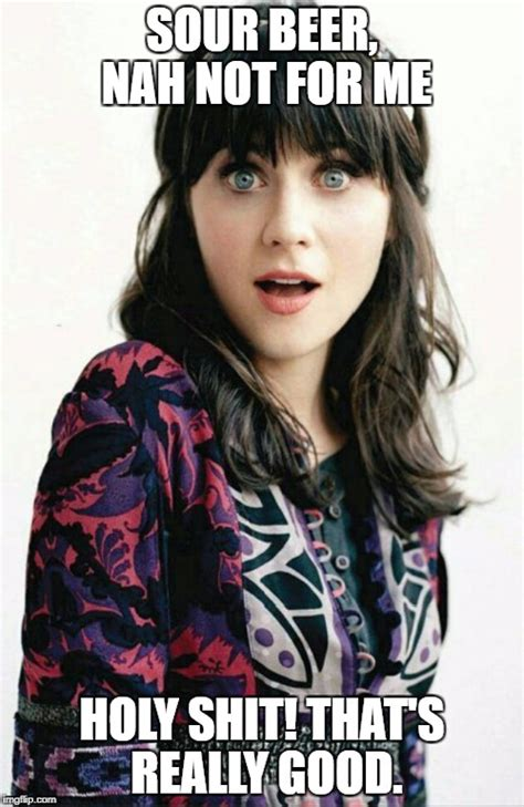 Not Me Meme - zooey deschanel shocked face memes imgflip