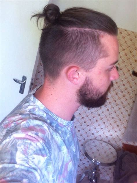 cut bun knots 74 curated haircuts ideas by ap310219 beards men hair