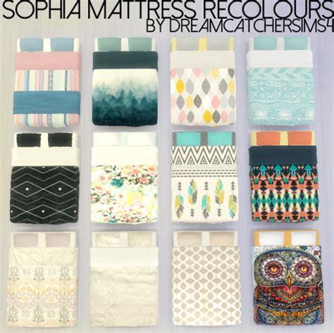 Big Lots Kitchen Furniture sophia mattress recolours at dreamcatchersims4 187 sims 4