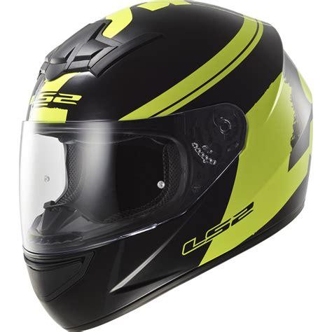 Helm Ls2 Ff352 Rookie Hi Vis Yellow Fluo Ls 2 Fullface Flou ls2 ff352 24 rookie fluo black hi viz yellow