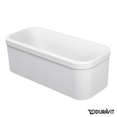 badewanne mit gestell duravit happy d 2 freistehende badewanne mit