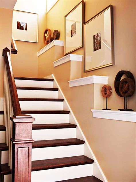 clever  staircase storage space ideas  solutions