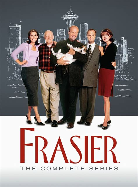 in frasier dvd release complete series of frasier macgyver and the brady bunch one our