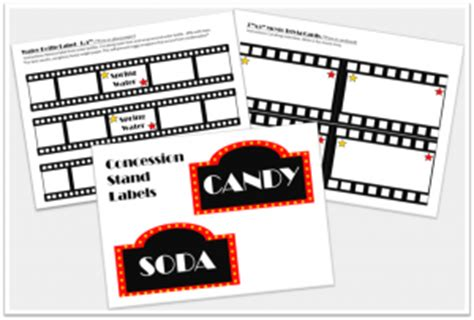 concession card template classic thirty handmade days