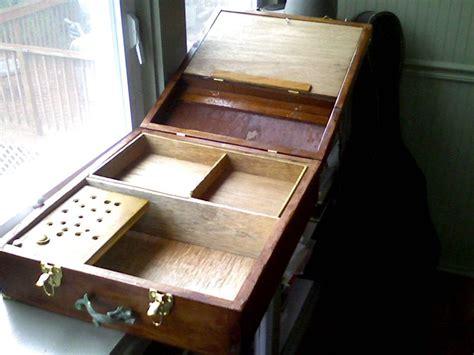 fly tying box by austinfisher lumberjocks