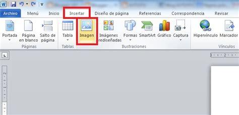 insertar varias imagenes word mac aytuto insertar una imagen en un documento de word