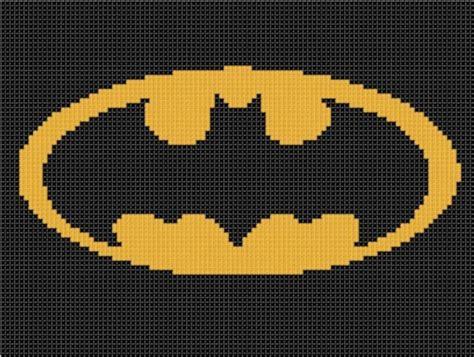 batman logo pony stitching 1000 images about batman cross stitch on pinterest