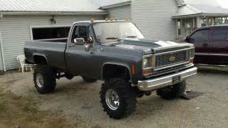 the chevys lifted trucks