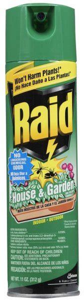 raid house and garden the 5 best bug sprays for home pest control