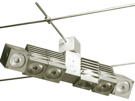 tesata illuminazione lada a sospensione a led su cavi gemini plus led