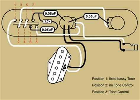 eldred esquire wiring mod telecaster guitar forum
