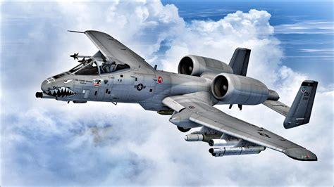 [FSX] A-10 Warthog Screenshot (edited) : flightsim A 10 Warthog Pictures 1280 X 1024