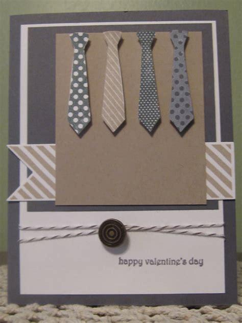 Handmade Masculine Birthday Cards - handmade greeting card masculine valentines day