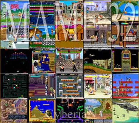 mame32 full version game free download mame32 classic arcade with 1400 working games full free