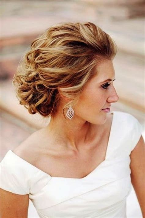 curly hair styles for mother of bride hairstyles mother of the bride