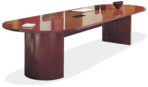 D Shaped Conference Table Os Contemporary Racetrack Conference Table With D Shaped Base