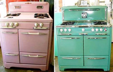 colored stoves pastel colored gas stoves stoves stove