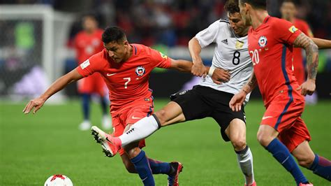 alexis sanchez history sanchez makes history as chile draw with germany nigeria