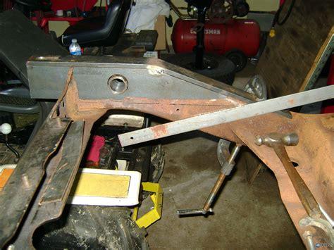 jeep jk frame frame repair