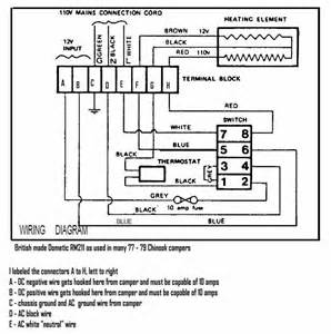 dau therm dometic ac wiring diagram dau wiring diagram