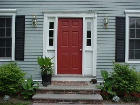 front door colors for gray house 17 best images about shutter color ideas on pinterest red front doors blue doors and white