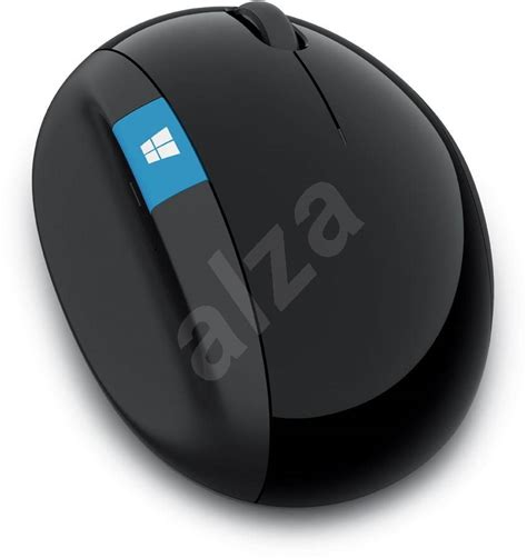Mouse Wireless Kaspersky sculpt microsoft wireless ergonomic mouse black mouse